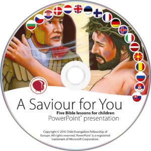 A Saviour for You