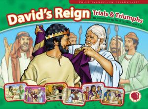 David 2 flashcard cover 2013
