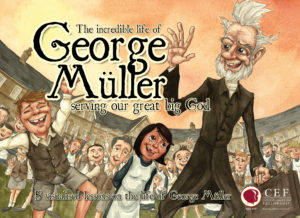 GEORGE MULLER pp images
