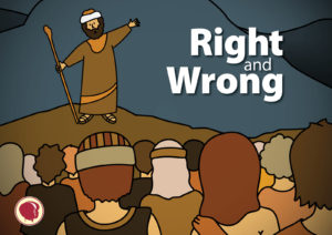 Right and Wrong cover