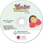 WONDER DEV DVD