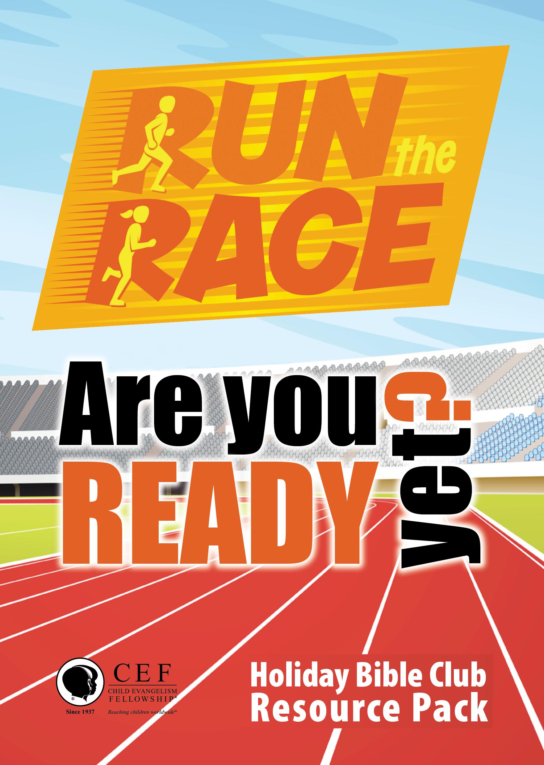 Run the Race - PPT and Teacher's Resource Book