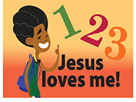123-jesus-loves-me