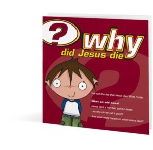 why-did-jesus-die