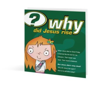why-did-jesus-rise